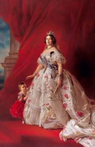 A rainha Isabel II da Espanha tinha como diretor espiritual a Santo Antônio Maria Claret