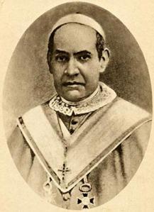 Santo Antônio Maria Claret em 1857 em Madri