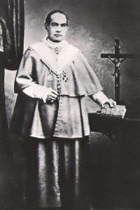 Santo Antônio Maria Claret em 1860 em Madri