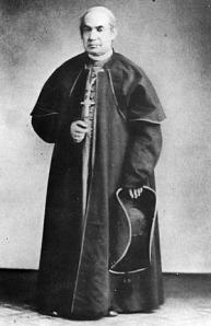 Santo Antônio Maria Claret em 1869