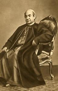 Santo Antônio Maria Claret no exilio